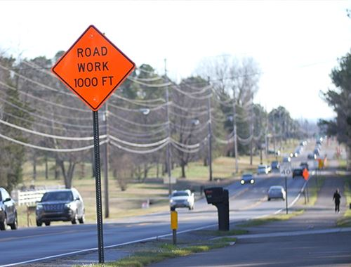 Hughes Road Construction Opens in new window