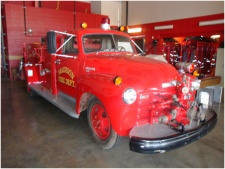 Madison's First Fire Engine