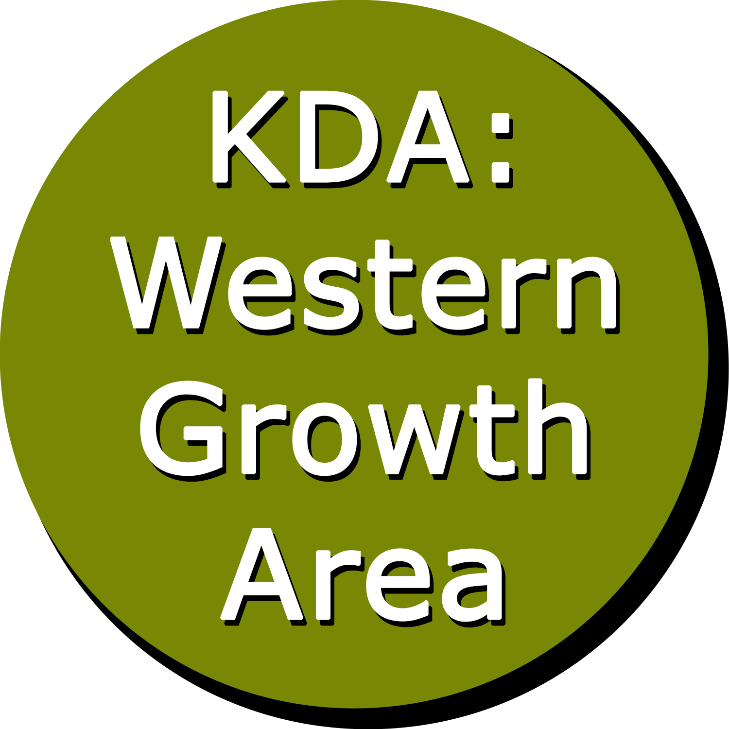 KDA: Western Growth Area