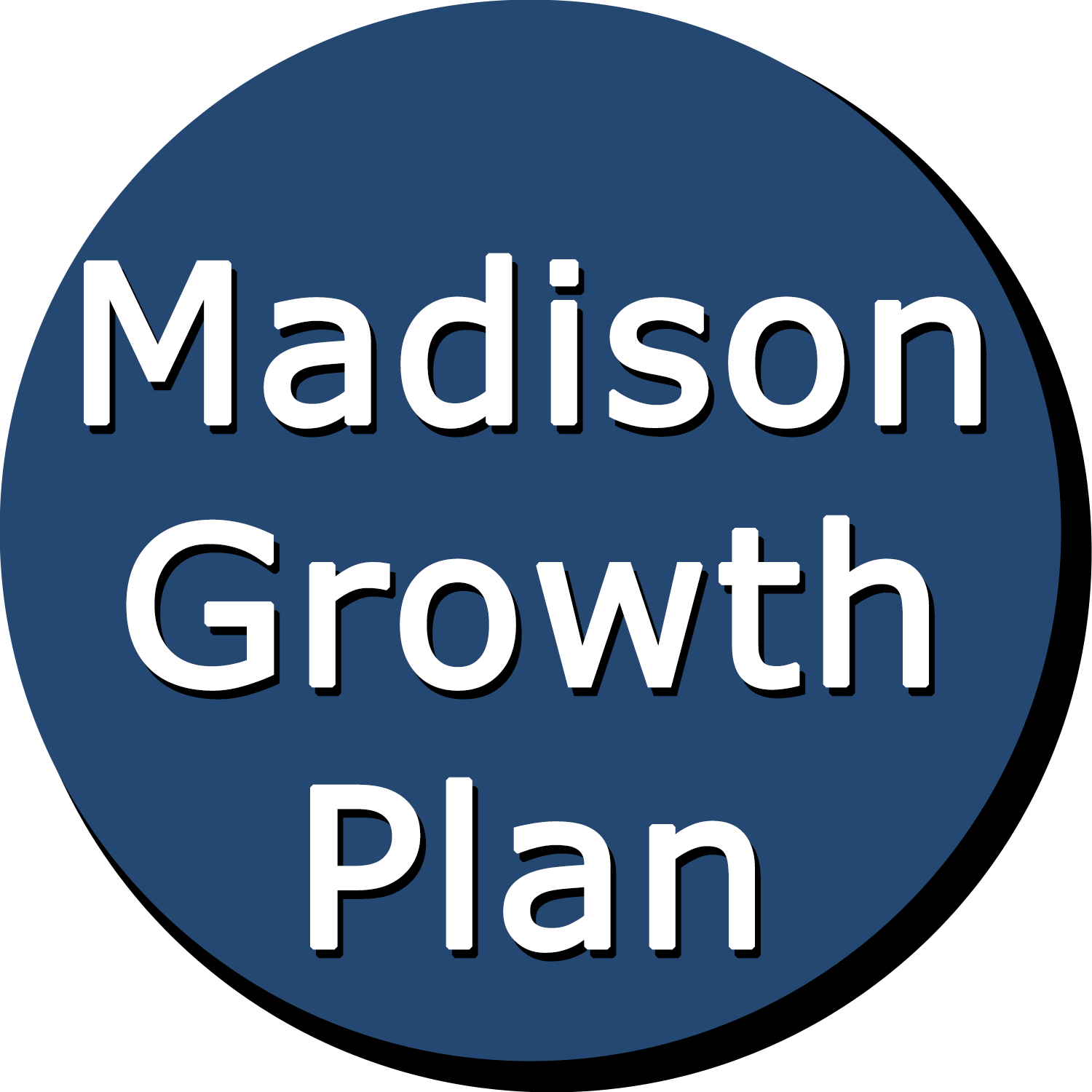 Madison Growth Plan Button