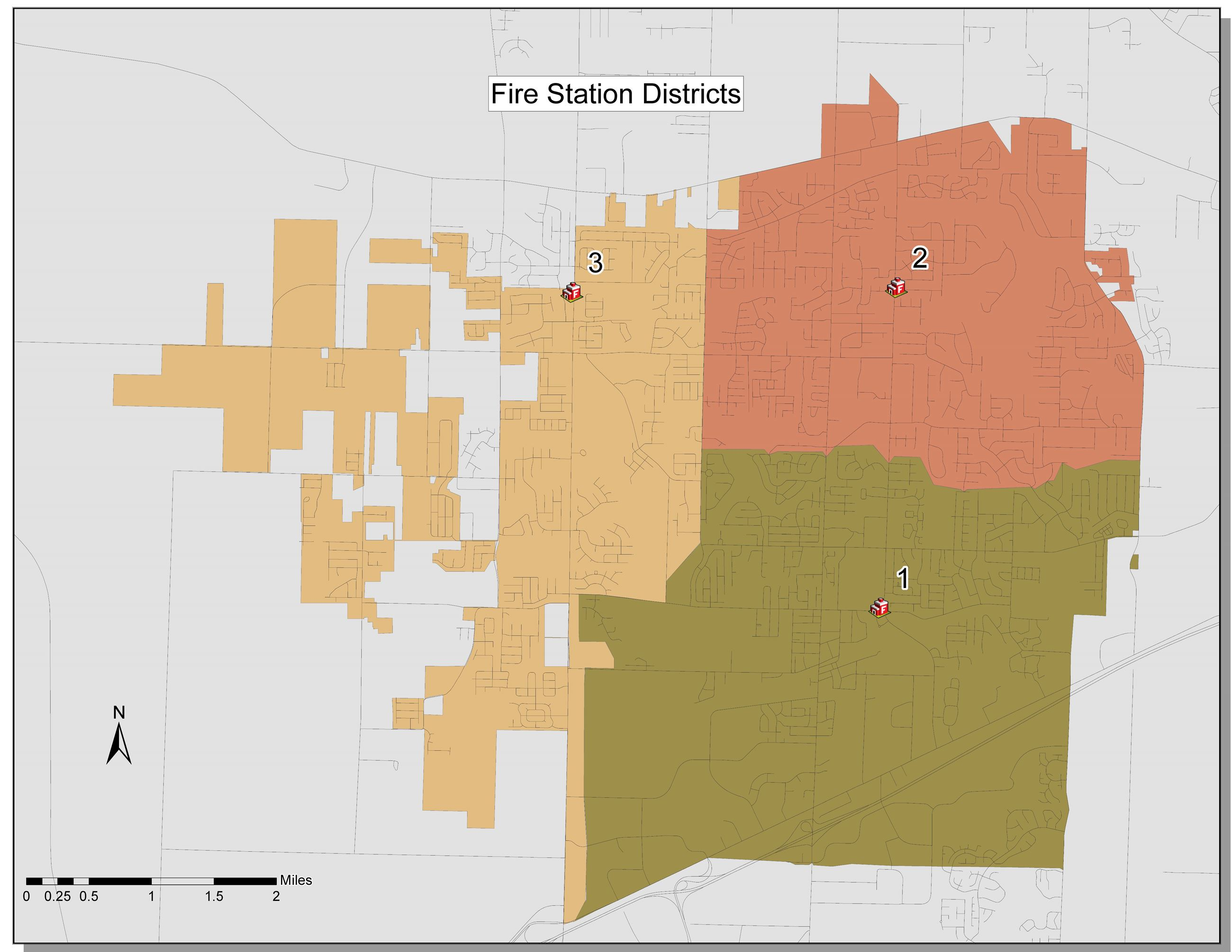 FireStation Districts