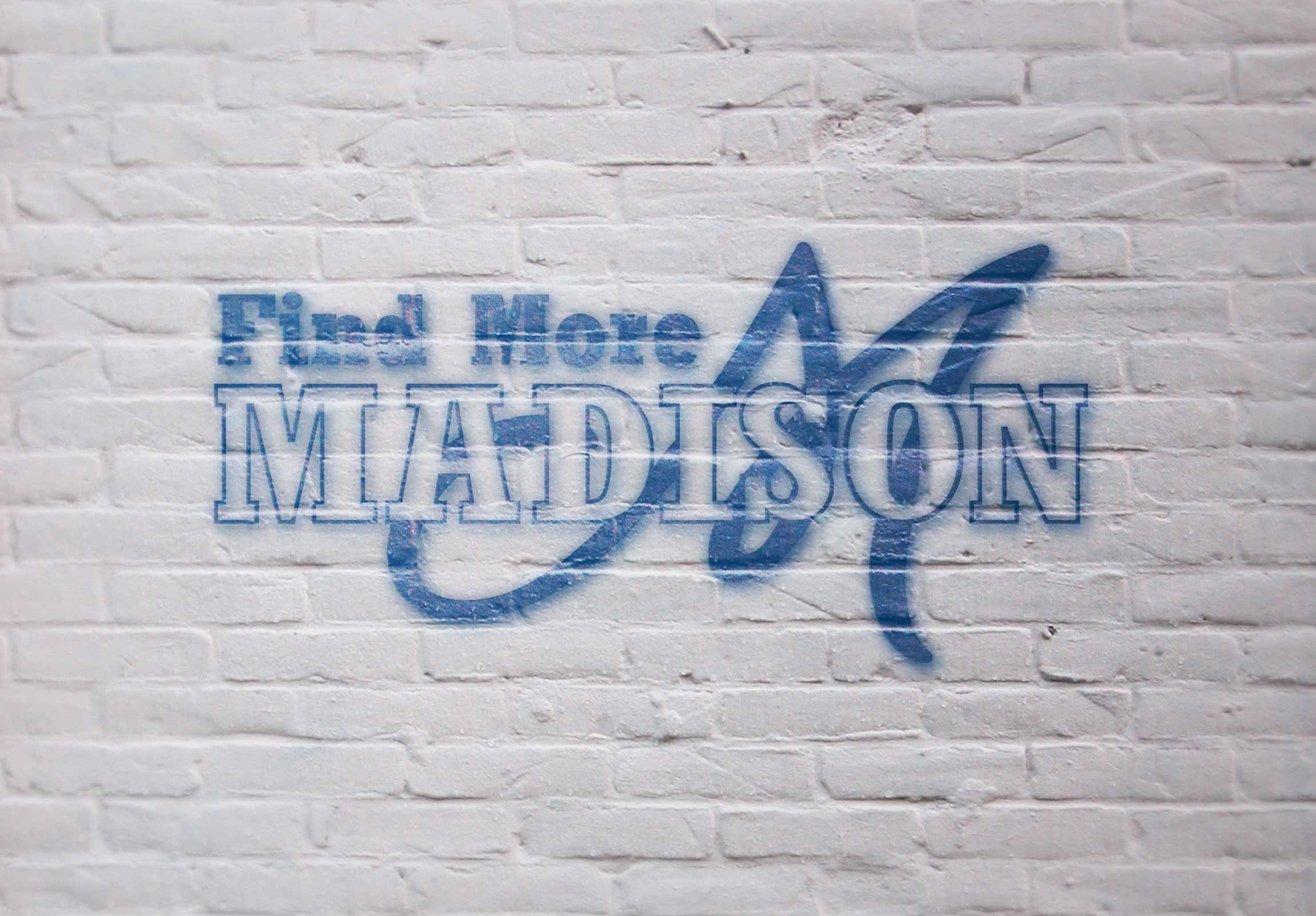 FMM-WhitewDROP-in-Blue-on-Brick-Wall